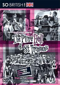 The Pure Hell of St. Trinian´s (1960) Reino Unido. Dir.: Frank Launder. Comedia - DVD CINE 1958-V