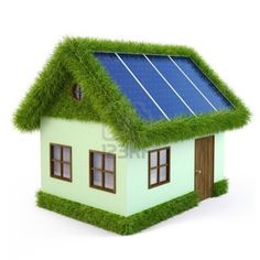 solar panels on house - Google Search