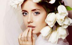 Красивый макияж для голубых глаз ::: onelady.ru ::: #makeup #eyes #eyemakeup