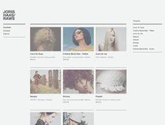 Online Portfolio Gallery || Prosite