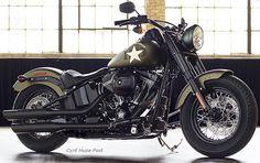2016 Harley-Davidson New S-Series. Softail Slim® S