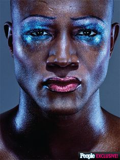 "First Look At Taye Diggs As Hedwig In The Musical ""Hedwig And The Angry Itch"" - http://urbangyal.com/first-look-at-taye-diggs-as-hedwig-in-the-musical-hedwig-and-the-angry-itch/"