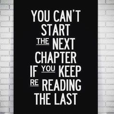 Time to start writing a new chapter. #Nolookingback What are your goals for the next 12 months?