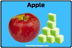 Apple Sugar Content, How much sugar in an Apple How Much Sugar, Apple, Content, Fruit, Food, Apple Fruit, Essen, Meals, Yemek