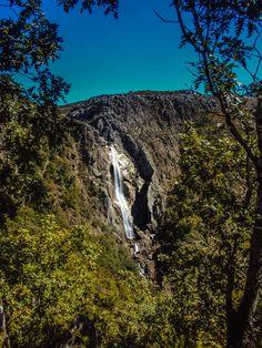 Wonders of Portugal - Waterfall of Mizarela Serra da Freita [OC] [3000x4000]