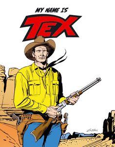 Tex di Giovanni Ticci