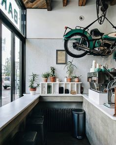 Cotter Barber and Coffee Shop - 563 Manhattan Ave, Long Island City, NY