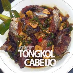 Masakan Praktis Rumahan: Tongkol Cabe Ijo