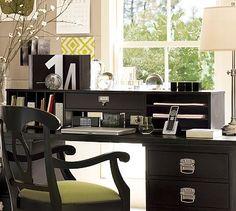 Bedford Smart Technology™ Desk Hutch #potterybarn