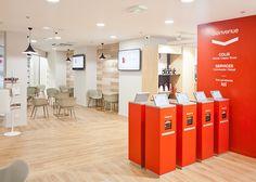 Pickup, la filiale relais colis du groupe La Poste, lance ses propres boutiques Pickupstore et en confie la conception à Carré Noir.