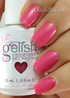 Gelish Make a Difference - Limited Edition Breast Cancer Awareness Collection