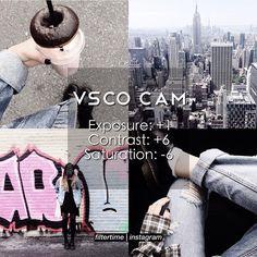 100 VSCO Filter Setting Untuk Gambar Instagram Yang Lebih Cantik & Cool #1 Vsco Photography, Photography Filters, Photography Editing, Gray Instagram, Winter Instagram, Instagram Feed, Vsco Filter Winter, Vsco Effects, Vsco Themes