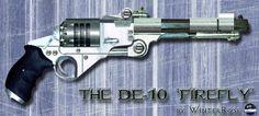 DeviantArt: More Like Star Wars Heavy Blaster Pistol 01 by gmagdic