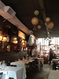 Parrilas  Dica: Chegar até 19h! Hospitality, Four Square, Cry, Restaurants, Interior, Food, Screenwriting, Argentina, Buenos Aires