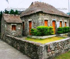 the-renovated-stone-house-at-ivana , Philippines Filipino Architecture, Philippine Architecture, Philippines Tourism, Visit Philippines, I Love House, House By The Sea, Beautiful Islands, Beautiful Places, Different Types Of Houses