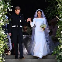 Whether you're a Meghan, Kate or Diana, this year's bridal fashion week provided plenty of royal wedding dress inspiration.