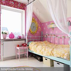 kinderzimmer f r m dchen. Black Bedroom Furniture Sets. Home Design Ideas