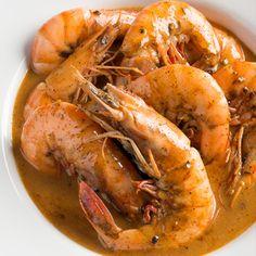 BBQ Shrimp Recipe : New Orleans Recipes : Mr. B's Bistro