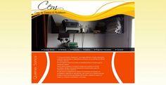 Sitio web para CEM Casa de Estetica & Modelacion