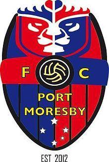 FC Port Moresby, Papua New Guinea National Soccer League, Port Moresby, Papua New Guinea Football Mexicano, Football Team Logos, Crests, Papua New Guinea, Porsche Logo, Badge, Asia, Soccer League, Football Squads