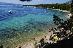 Praia de Zlatni Rat, Bol (Croatia)