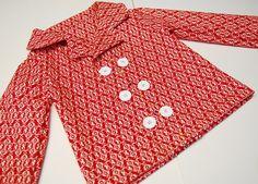 kostenloses Schnittmuster für ein Pyjama-Oberteil 4T von shwinandshwin