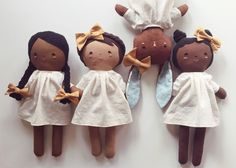 Wildflower Liberty League. Be a wildflower. Handmade dolls to promote diversity…