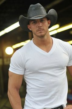 Do Love a Cowboy! He doesn't even need a name...
