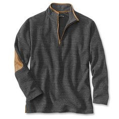 Orvis Men's Sweater with Elbow Patches (only available in sizes M-XL $70