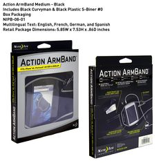 Action Armband