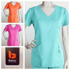 Barco's summer colors from Grey's Anatomy.