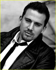 Okay, Channing Tatum is kiiiinda cute :)