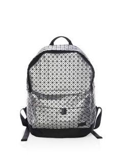 e05144dbe5d BAO BAO ISSEY MIYAKE Geometric Daypack Backpack.  baobaoisseymiyake  bags   polyester  nylon  backpacks  cotton