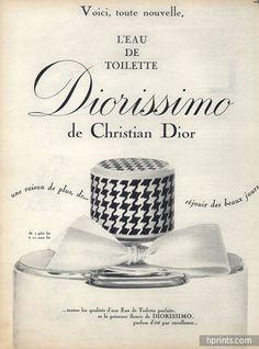 Christian Dior (Perfumes) 1959 Diorissimo