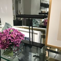 Eileen table lamp burnished   Designer William Pianta   brand Nahoor   Showroom US