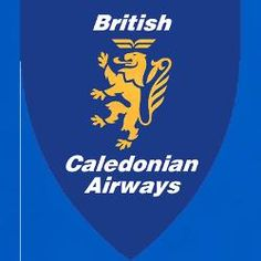 British Caledonian Airways Logo Airline Logo, Old Signs, Aircraft Design, British Airways, Logo Sticker, Public Transport, Travel Posters, Transportation, Aviation