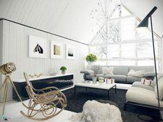 20 Modern Living Room Designs