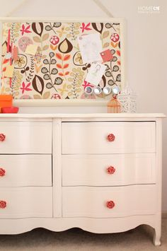 Home Made by Carmona: Princess Pink Bedroom Reveal