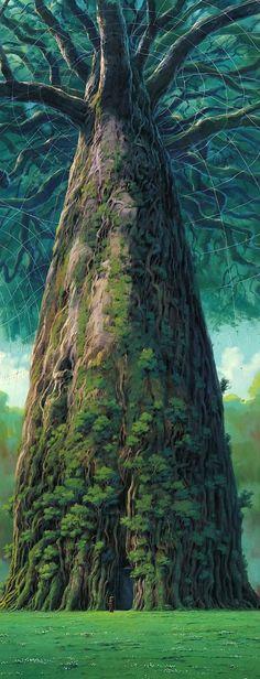 Tree village :0