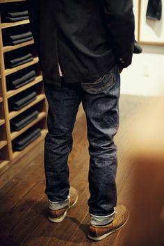 Momotaro Jeans, artesanal do Japão