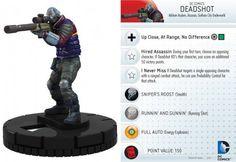 Deadshot #016 Batman: Arkham Origins DC Heroclix