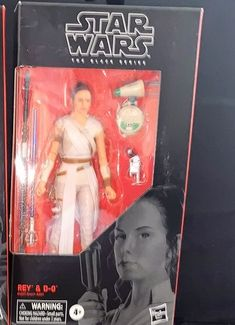 Star Wars Rey & D-O Black series on Mercari Rey Star Wars, Black Series, Disneyland, Action Figures, Packaging, Smoke Free, Pop, Stars, Check