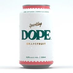 Take a break from the chaos and experience a new kind of unwind. DOPE Drinks brings a refreshingly light sparkling water with a hint of natural grapefruit flavo Good Find, Non Alcoholic, Alcohol Free, Grapefruit, Drink Bottles, Pure Products, Drinks, Natural, Water