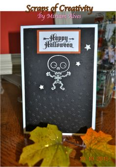 """CTMH """"Little Monsters"""" stamp set"""