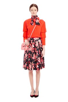 Kate Spade New York Fall 2016 Ready-to-Wear Fashion Show   http://www.theclosetfeminist.ca/   http://www.vogue.com/fashion-shows/fall-2016-ready-to-wear/kate-spade-new-york/slideshow/collection#21