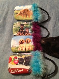 Blinged Dogs and Puppies Cell Totes by Bath & Body Works. $10.95. Email your breed selection; Handle becomes strap with hook; Fits most cell phones. luxurious tote (ONLY) for keeping or giving, extra bath items not included