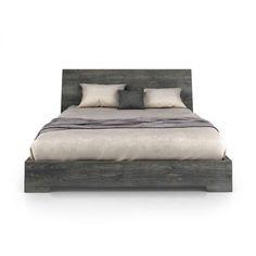 Holzbett modern  Futonbett - Holzbett - Bett 180x200 cm - Japan Design - L... https ...
