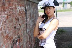 SNAPBACK AND FAUX LEATHER | OUTFIT
