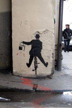 Arte urbano!!