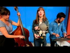 Sidewalk Sessions - Lake Street Dive. Another rave for this quartet, coming to Johnstown Sept. 13, 2013.